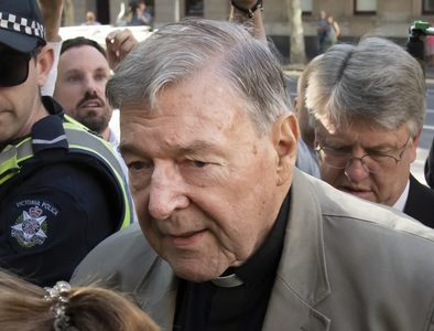 Pell, Becciu and Vatican corruption