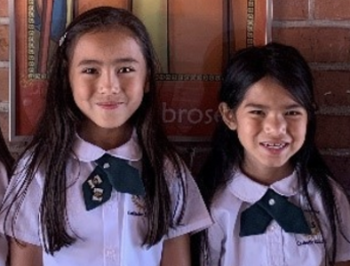The Magic Coral: a story by Katalina Maldonado of Sts. Peter and Paul second grade