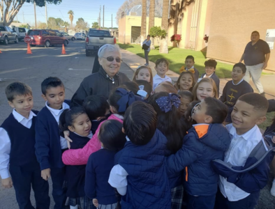 The Perfect Adventure: A story by J.J. Malovich of Sts Peter and Paul School, Tucson, AZ