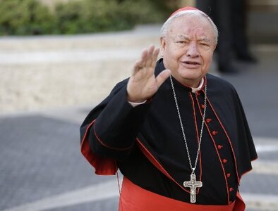 Facebook removes video commentary by Mexican cardinal