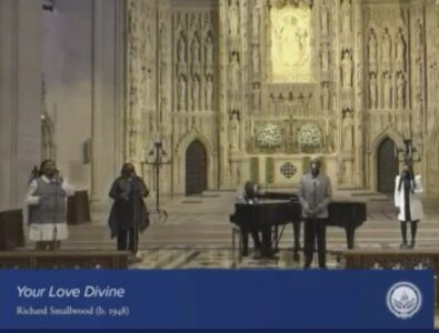 In inaugural prayer service, faith leaders pray for nation, its leaders