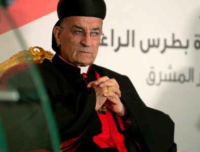 Cardinal urges politicians to find consensus and avert Lebanon's collapse