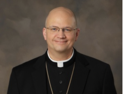 Bishop Weisenburger has a new (additional) job