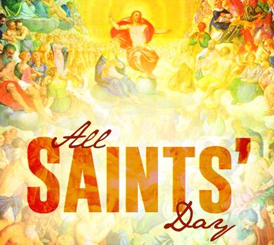 Midday Prayer for All Saints Day