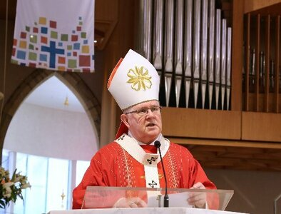 Resisting temptation: Synod process relies on faith, trust
