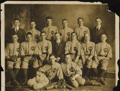 Online baseball exhibit pays homage to Blessed McGivney's love of the game