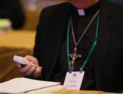 U.S. bishops to vote for treasurer-elect, five committee chairmen-elect