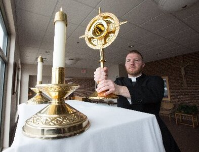 Perpetual adoration is the 'fuel that runs this parish'