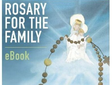 Vatican offers free e-book for family rosary