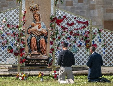 Our Lady of La Leche statue has special place in Florida diocese's history