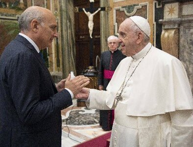 Pope to pharmacists: Do not become accessories to homicide of abortion