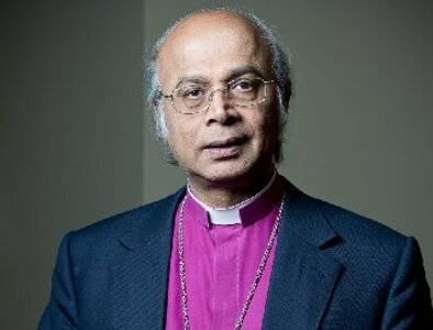 Prominent Anglican bishop who served in U.S. received into Catholic Church