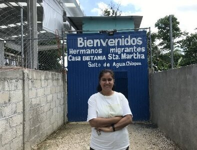 Migrant shelter in southern Mexico denounces raid by armed individuals