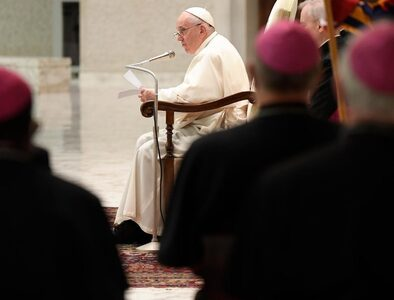 Pope expresses shame for Church's failure to confront abuse