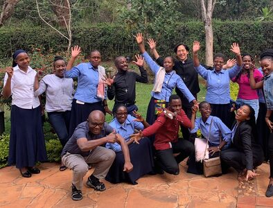 """Young African professionals reflect on being """"changemakers"""" for the future"""