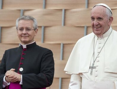 Pope appoints new Master of Pontifical Liturgical Ceremonies