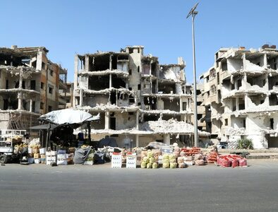 ACN: Syrians trying to survive on a dollar a day
