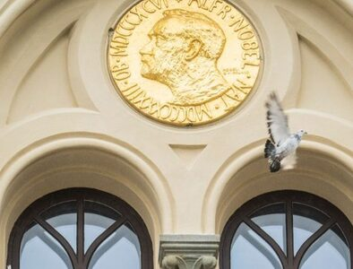 Nobel Peace Prize honors freedom of speech