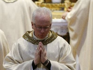 Kansas bishop steps aside from duties as abuse allegation is investigated