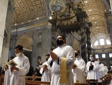 Ex-seminarian's suit against archdiocese, seminary in Rome called baseless