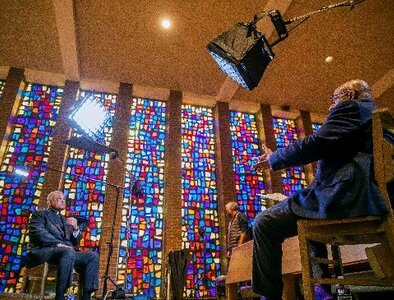 On 'Today' show, Cardinal Gregory reflects on his faith journey, racism