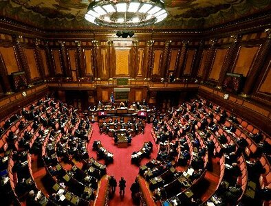 New Italian prime minister cites pope in first parliamentary address