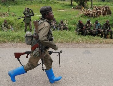 For Lent, Congolese bishop urges helping people displaced by violence