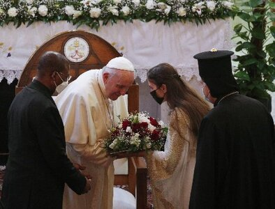 Pope: Honor martyrs by remaining faithful, working for a better Iraq