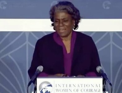 Woman religious honored as one of International Women of Courage