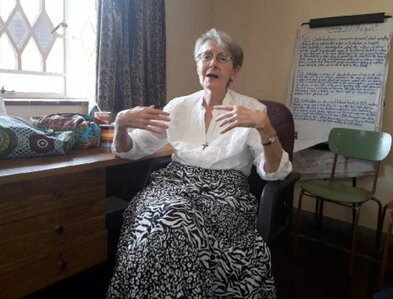 Maryknoll sister who ministered in Africa for nearly 40 years dies at 79