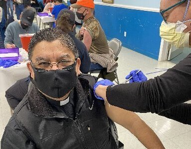 Catholic parishes roll up their sleeves as COVID-19 vaccine clinics
