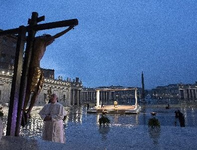 Our long Lent is far from over -- but signs of Easter are everywhere