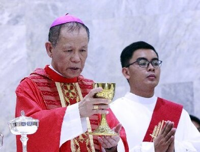 Philippine cardinal, human rights advocate, named to Manila Archdiocese