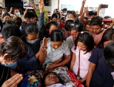 After Bloody Saturday, Myanmar Catholics pray for peace, those who died