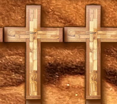 Journey of Decision - A Way of the Cross
