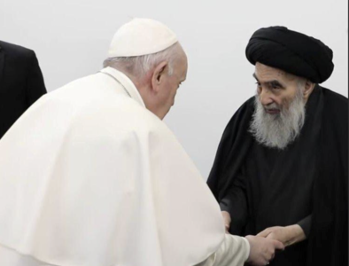 Papal trip to Iraq influences Muslims beyond Iraq's borders, analyst says