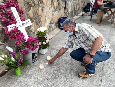 A season for resurrection arrives for El Salvador's Catholic war victims