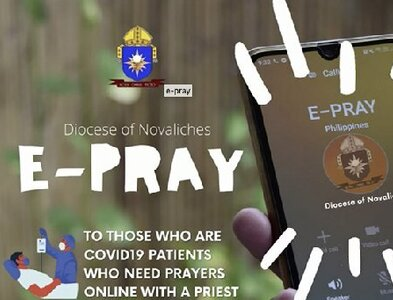 Philippine diocese launches app to link COVID-19 patients with priests