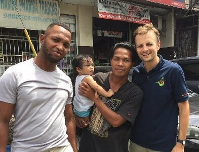 French, Filipino volunteers help young detainees secure better future