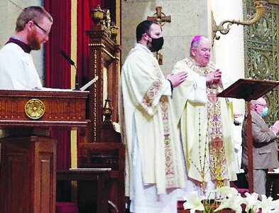 Archbishop offers special Mass to pray for jurors, peace in communities