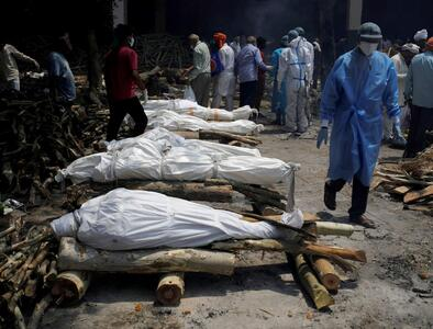Church also suffers losses as India deals with deadly COVID wave