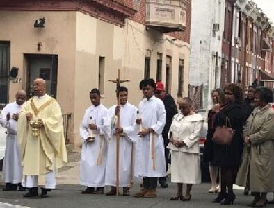Philadelphia priests look for ways to stop city's gun violence