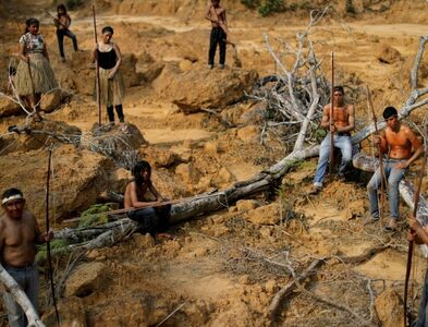 In Amazonia, 1 indigenous rights defender is killed every 2 days