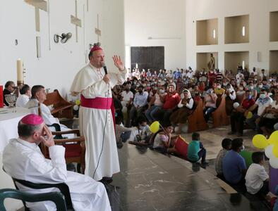 Pope's man in Mexico says clergy, bishops covered up child abuse