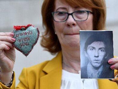 Coroner rules 1971 massacre victims in Belfast were 'entirely innocent'