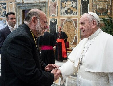 'Old habit' of covering up abuse must stop everywhere, pope says