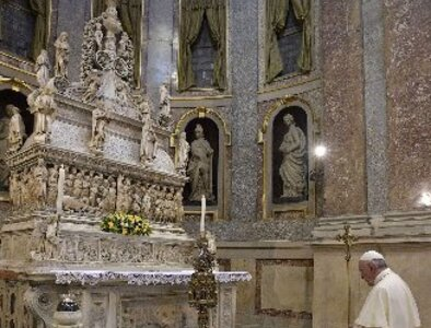 St. Dominic inspires Christians to be 'missionary disciples,' pope says