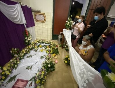 Director of pontifical missions among El Salvador's COVID-19 deaths