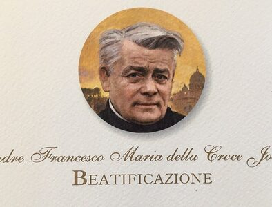 Founder of the Salvatorians beatified in Rome
