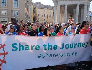 Caritas campaign make strides, but miles still to go in welcoming migrants